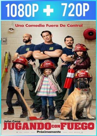 Jugando con fuego (2019) HD 1080p y 720p Latino Dual