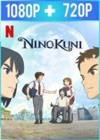 Ni no Kuni (2019) HD 1080p y 720p Latino Dual