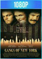 Pandillas de Nueva York (2002) HD 1080p Latino Dual