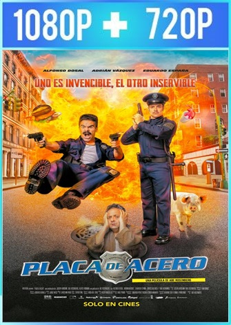 Placa de Acero (2019) HD 1080p y 720p Latino