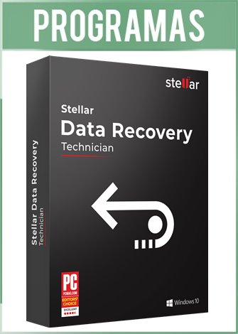 Stellar Data Recovery Technician Versión Full