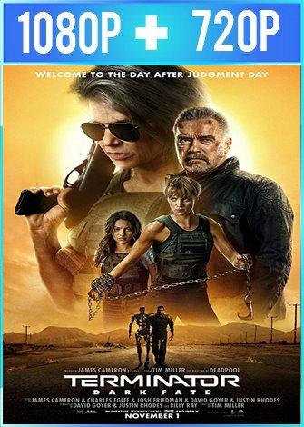 Terminator: destino oculto (2019) HD 1080p y 720p Latino Dual