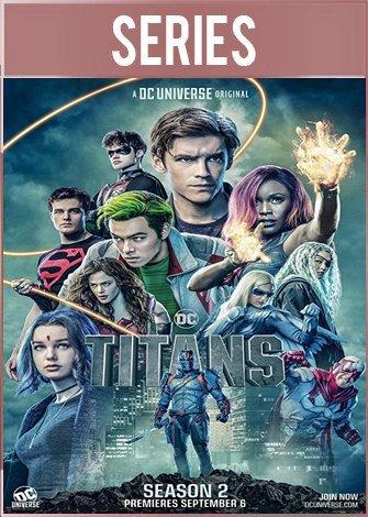 Titanes Temporada 2 Completa HD 720p Latino Dual