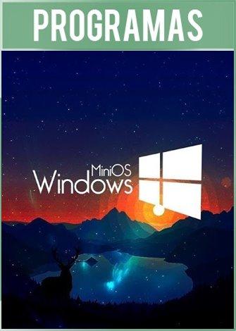 Windows 10 MiniOS10 LTSC v2019.10 Español