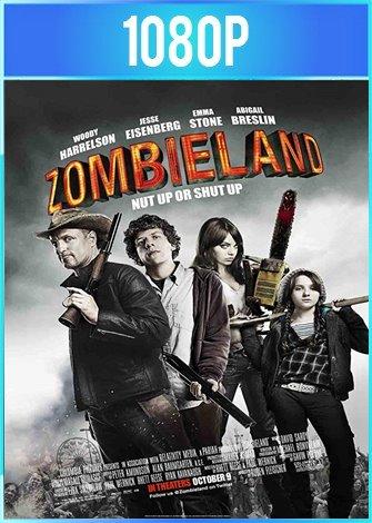 Zombieland [Tierra de zombies] (2009) HD 1080p Latino Dual