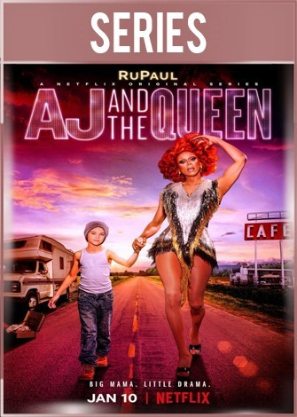 AJ and the Queen Temporada 1 Completa HD 720p Latino Dual