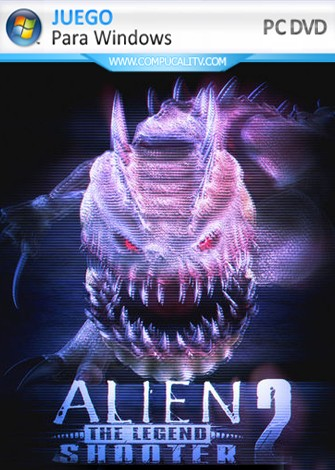 Alien Shooter 2 The Legend (2020) PC Full
