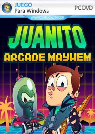Arcade Mayhem Juanito PC Full Español