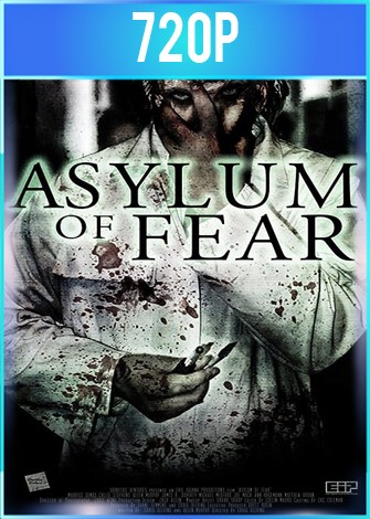 Asylum of Fear (2018) HD 720p Latino Dual