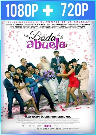 La boda de la abuela (2019) HD 1080p y 720p Latino