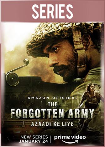 El Ejército Olvidado Temporada 1 Completa HD 720p Latino Dual