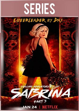 El mundo oculto de Sabrina Temporada 3 Completa HD 720p Latino Dual