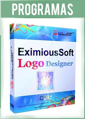 EximiousSoft Logo Designer Pro Versión 3.26 Full