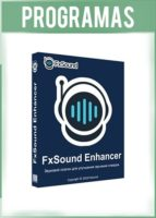 FxSound Enhancer Premium Versión 13.028 Full