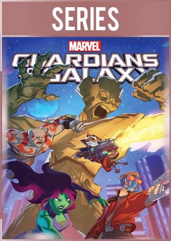 Guardianes de la Galaxia Temporada 3 Completa HD 1080p Latino Dual