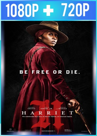 Harriet (2019) HD 1080p y 720p Latino Dual