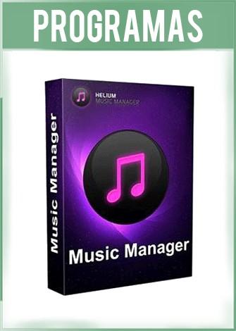 Helium Music Manager Premium Versión 14.4 Full