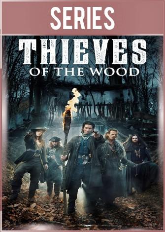 Los ladrones del bosque Temporada 1 Completa HD 720p Latino Dual