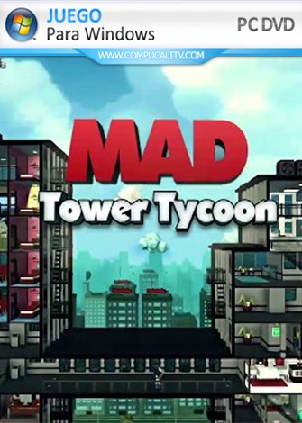 Mad Tower Tycoon (2020) PC Full Español