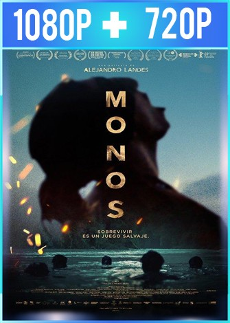 Monos (2019) HD 1080p y 720p Latino