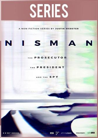 Nisman El fiscal, la presidenta y el espía Temporada 1 Completa HD 720p Latino