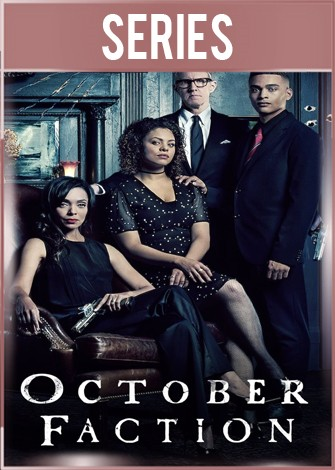 October Faction Temporada 1 Completa HD 720p Latino Dual