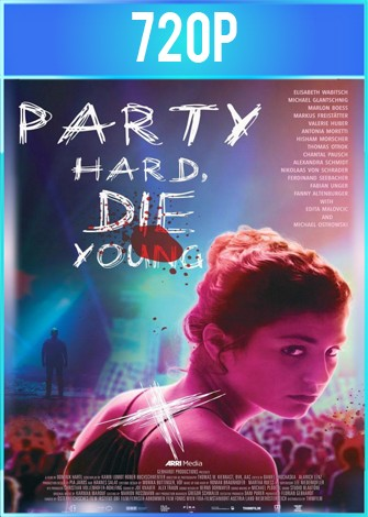 Party Hard, Die Young (2018) HD 720p Latino Dual