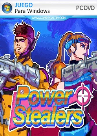 Power Stealers (2020) PC Full Español
