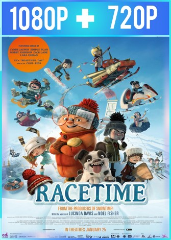 Racetime (2018) HD 1080p y 720p Latino Dual