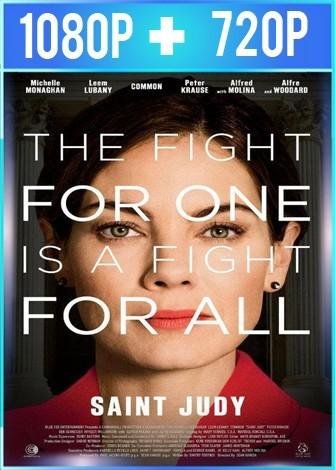 Saint Judy (2018) HD 1080p y 720p Latino Dual