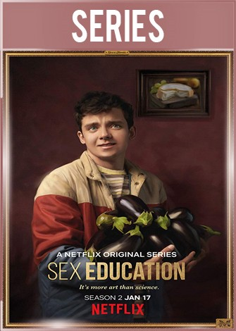 Sex Education Temporada 2 Completa HD 720p Latino Dual