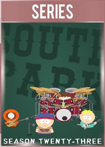 South Park Temporada 23 Completa HD 720p Latino Dual