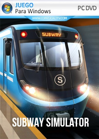 Subway Simulator (2020) PC Full Español