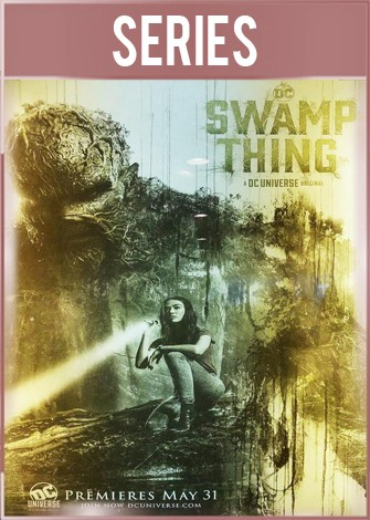 Swamp Thing Temporada 1 HD 720p Latino Dual