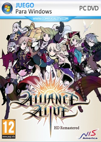 The Alliance Alive HD Remastered (2020) PC Full