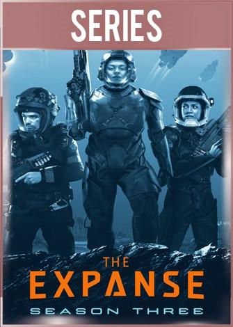 The Expanse Temporada 3 Completa HD 720p Latino Dual