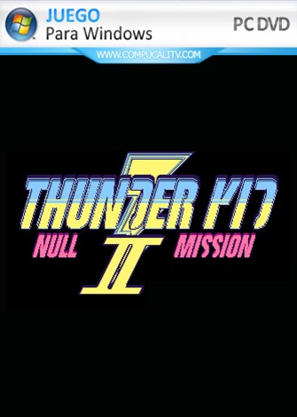 Thunder Kid II Null Mission (2020) PC Full