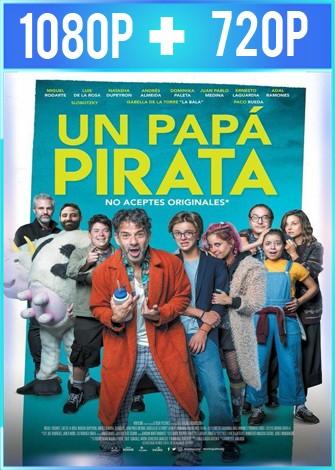 Un Papá Pirata (2019) HD 1080p y 720p Latino