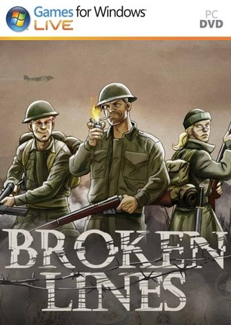 Broken Lines (2020) PC Full Español