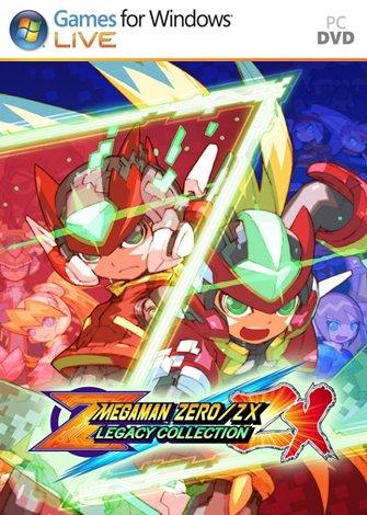 Mega Man Zero/ZX Legacy Collection (2020) PC Full Español