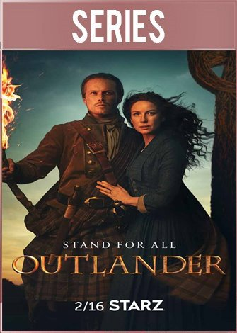 Outlander Temporada 5 HD 720p Latino Dual