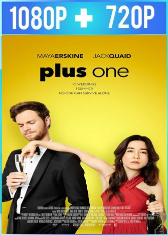 Plus One (2019) HD 1080p y 720p Latino Dual