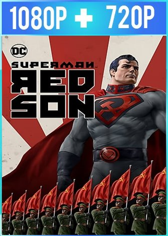 Superman: Hijo Rojo (2020) HD 1080p y 720p Latino Dual