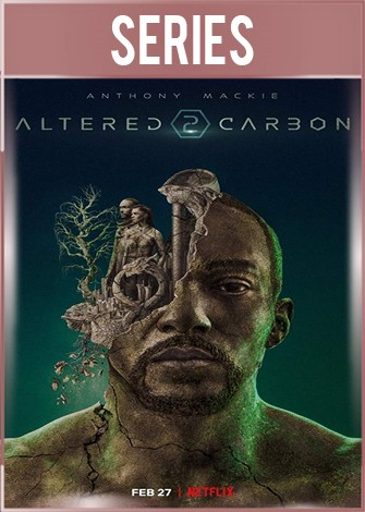 Altered Carbon Temporada 2 Completa HD 720p Latino Dual