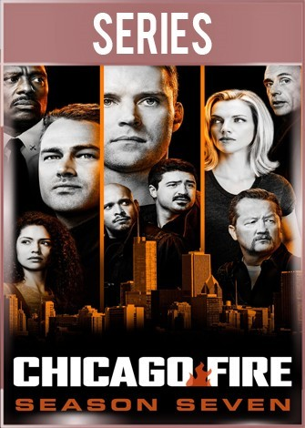 Chicago Fire Temporada 7 Completa HD 720p Latino Dual
