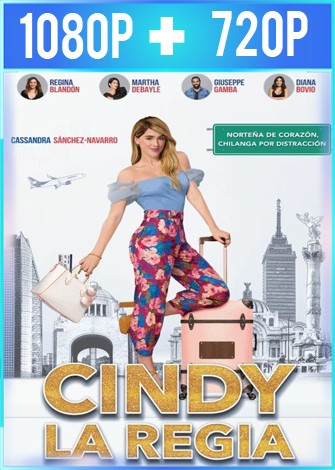 Cindy la regia (2019) HD 1080p y 720p Latino