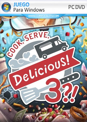 Cook, Serve, Delicious! 3? (2020) PC Full