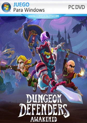 Dungeon Defenders Awakened (2020) PC Full Español
