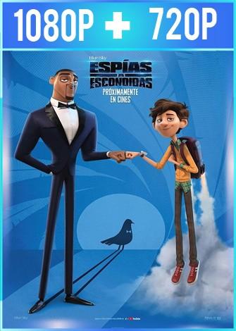 Espías a escondidas (2019) HD 1080p y 720p Latino Dual