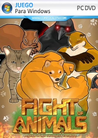 Fight of Animals (2019) PC Full